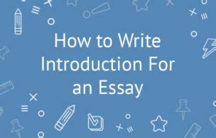 6 Self-Introduction Essay Examples & Samples - PDF, DOC